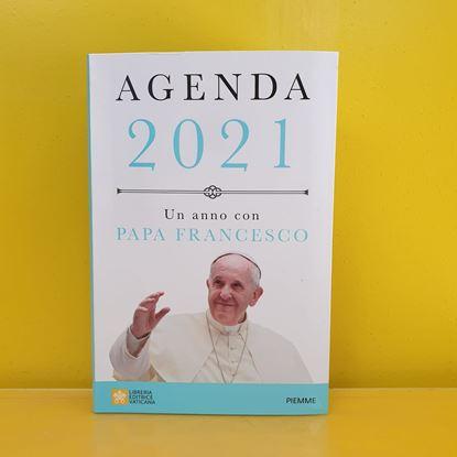 Immagine di Agenda 2021 - Un anno con Papa Francesco