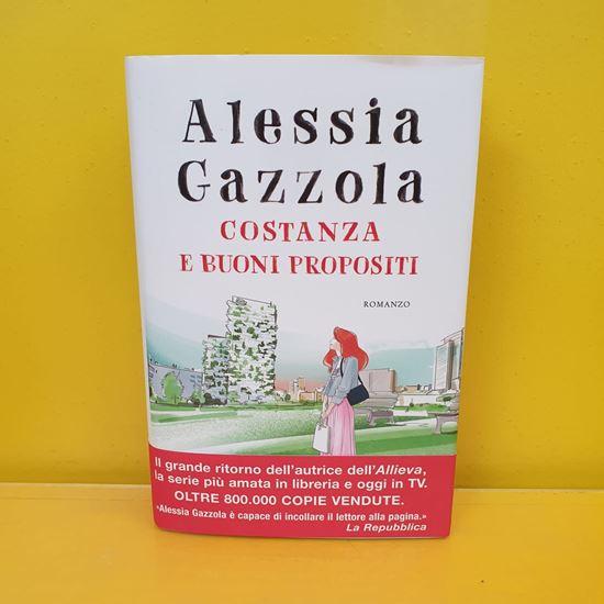 Immagine di Costanza e i buoni propositi - di Alessia Gazzola
