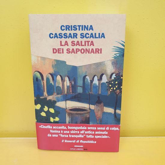Immagine di La salita dei saponari - Di Cristina Cassar Scalia