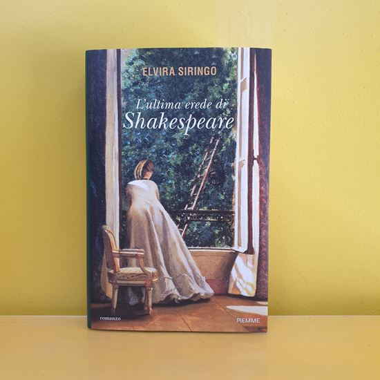 Immagine di L'ultima erede di Shakespeare - Di Elvira Siringo