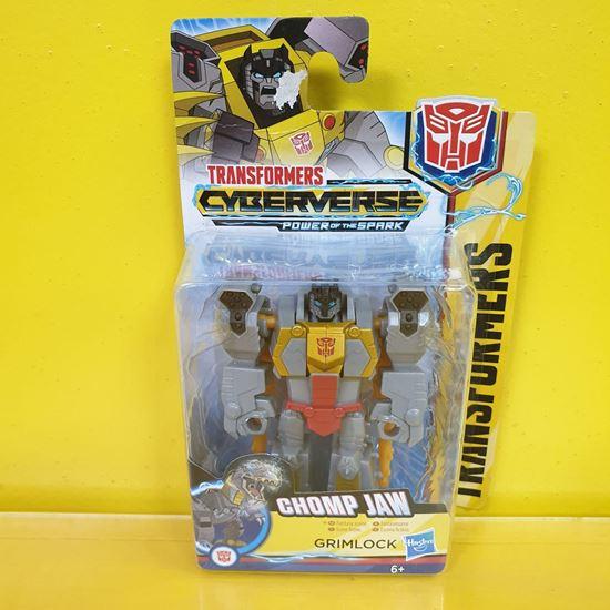Immagine di Transformers - Action Figure Grimlock Chomp Jaw - Cyberverse
