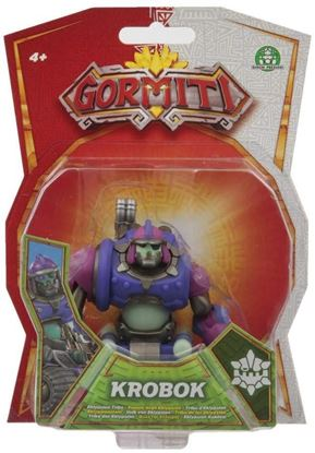 Immagine di Gormiti - Action Figure 8cm Krobok