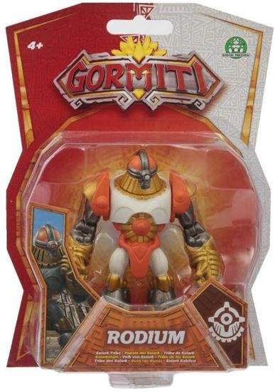 Immagine di Gormiti - Action Figure 8cm Rodium
