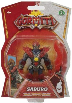 Immagine di Gormiti - Action Figure 8cm Saburo