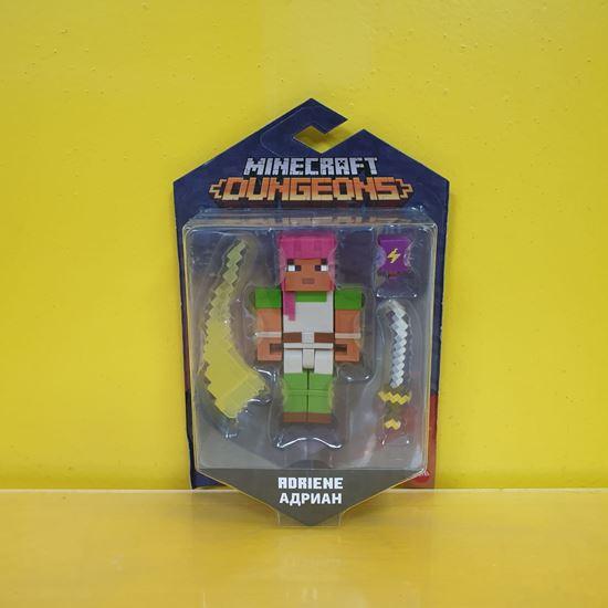 Immagine di MINECRAFT - Action Figure Minecraft Dungeons - Adriene