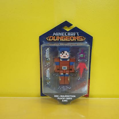 Immagine di MINECRAFT - Action Figure Minecraft Dungeons - Hex