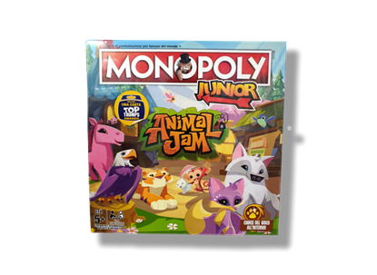 Immagine di Monopoly Junior - Animal