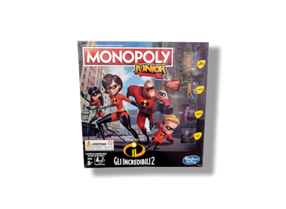 Immagine di Monopoly Junior - Gli Incredibili II