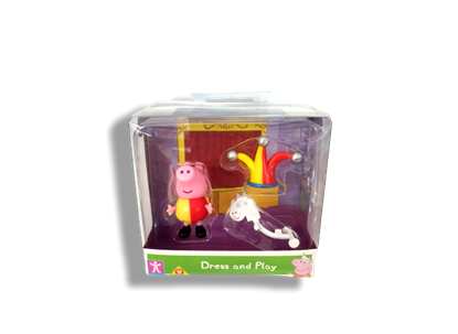 Immagine di Peppa Pig - Personaggi mini (5)