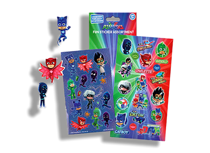 Immagine di Pj Masks - Stickers