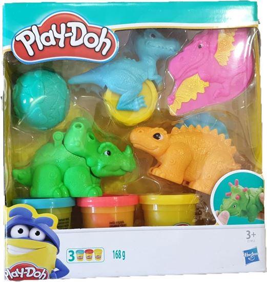 Immagine di Play Doh - Set Dinosauri