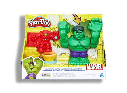 Immagine di Play Doh - Set Hulk