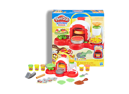 Immagine di Play Doh - Set Pizzeria