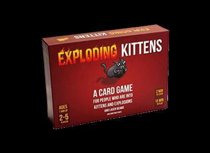 Immagine di Asmodee - Exploding kittens