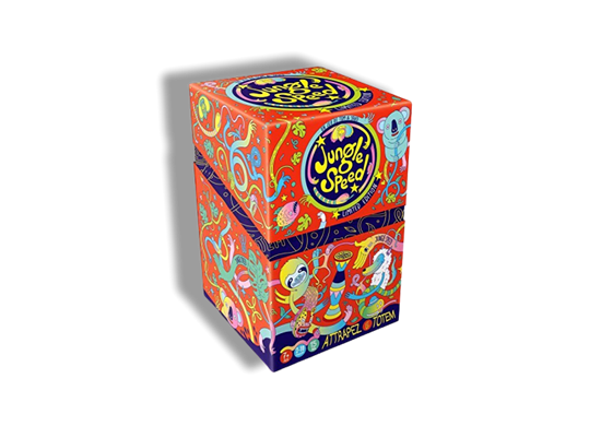 Immagine di Asmodee - Jungle speed edizione limitata
