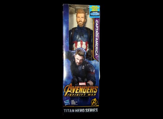 Immagine di Avengers - Action Figure Capitan America - Infinity War