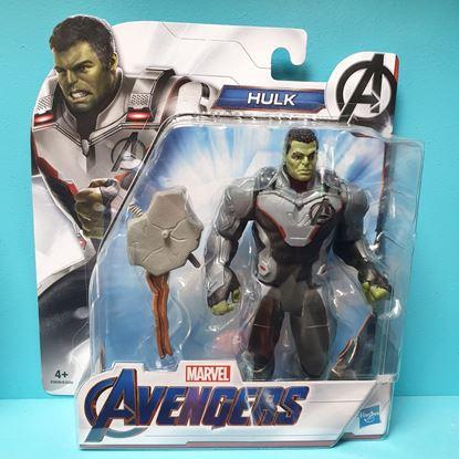 Immagine di Avengers - Action Figure Hulk - Clava