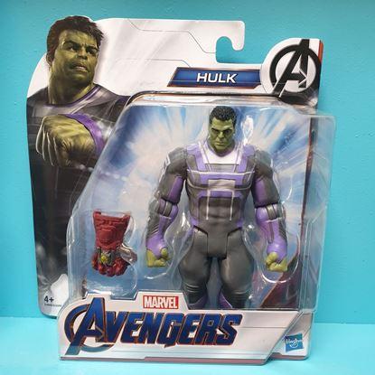 Immagine di Avengers - Action Figure Hulk - Guanto dell'Infinito