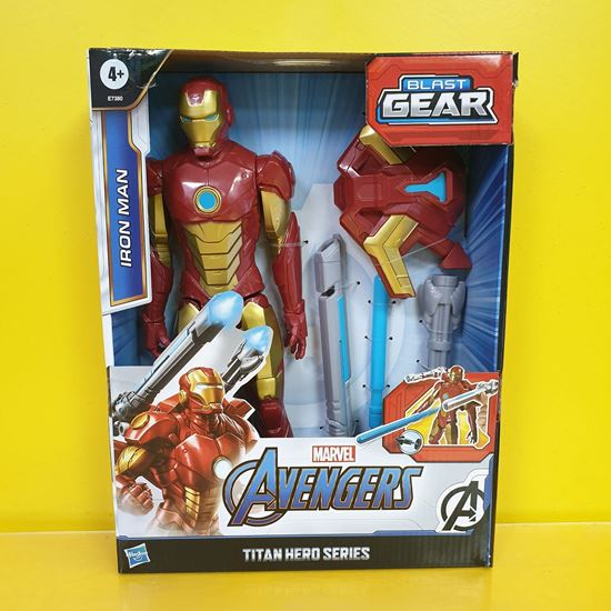 Immagine di Avengers - Action Figure Iron Man - Titan Hero Series