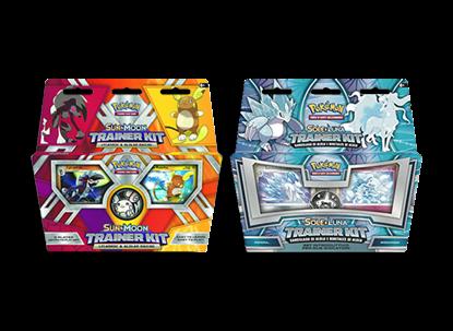 Immagine di Carte Pokemon - Trainer Kit Sole e Luna