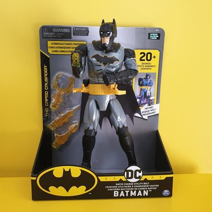 Immagine di DC Comics - Action Figure Batman Rapid Change