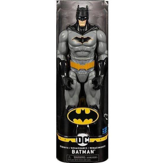 Immagine di DC COMICS - Action Figure Batman Rebirth Grigio 30cm