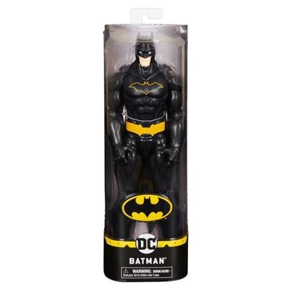 Immagine di DC Comics - Action Figure Batman Rebirth Nero 30cm