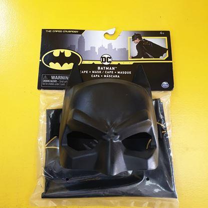 Immagine di DC Comics - Maschera e Mantello Batman