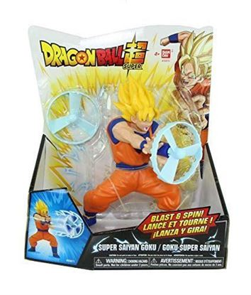 Immagine di Dragon Ball Super - Goku Blast & Spin - Action Figure