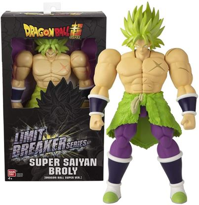 Immagine di Dragon Ball Super - Super Sayan Broly - Action Figure 33cm - Limit Breaker Series