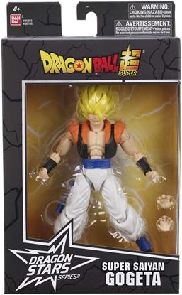 Immagine di Dragon Ball Super - Super Sayan Gogeta - Action Figure 17cm - Dragon Stars Series