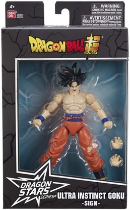 Immagine di Dragon Ball Super - Super Sayan Goku- Action Figure 17cm - Dragon Stars Series