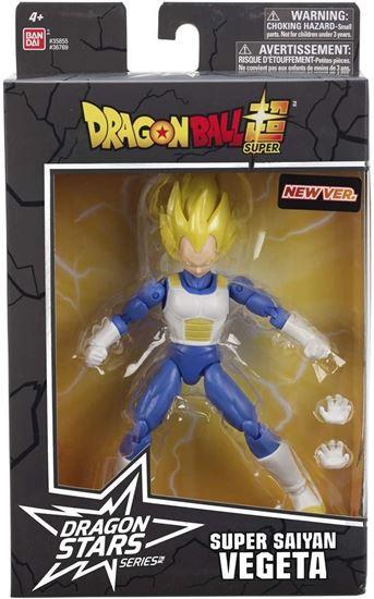 Immagine di Dragon Ball Super - Super Sayan Vegeta - Action Figure 17cm - Dragon Stars Series