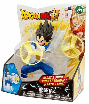 Immagine di Dragon Ball Super - Vegeta Blast & Spin - Action Figure