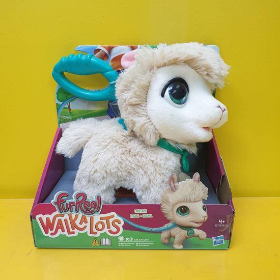 Immagine di FURREAL - Bambola Llama Walkalots Cammina e versi