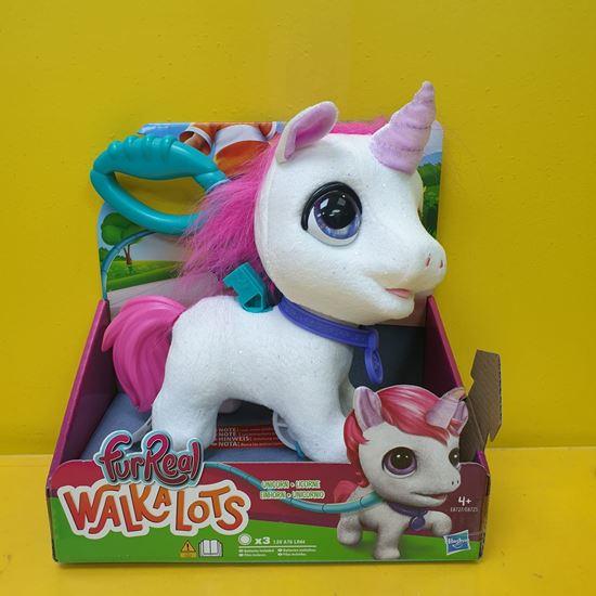 Immagine di Furreal - Bambola Unicorno Furreal Walkalots