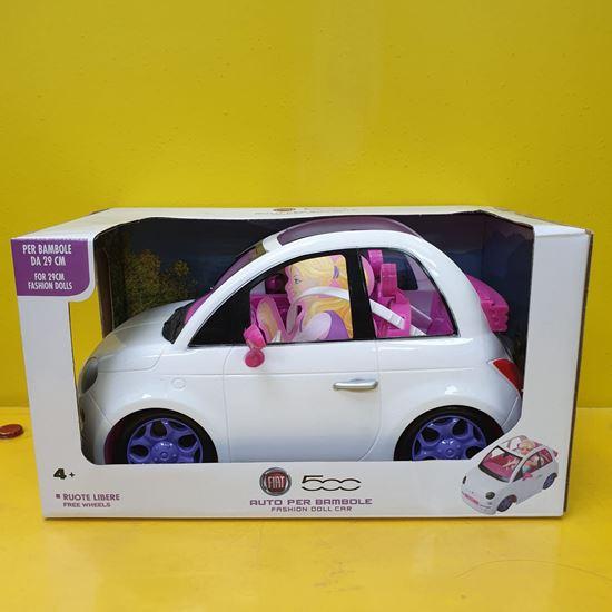 Immagine di Giochi Bimba - Auto per Bambola FIAT 500
