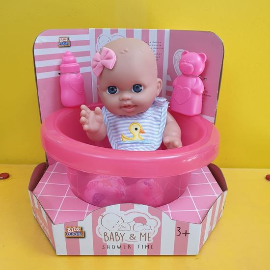 Immagine di Giochi Bimba - Baby & Me Shower Time 2