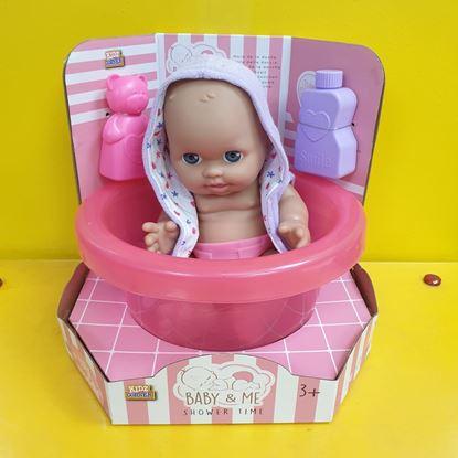 Immagine di Giochi Bimba - Bambola Baby & Me - Shower Time