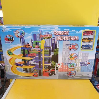 Immagine di Giochi Bimbo - Garage Multipiano