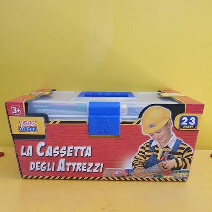 Immagine di Giochi Bimbo - La Cassetta Degli Attrezzi - Kidz Corner