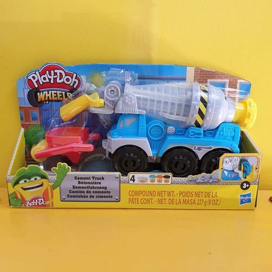 Immagine di Play-Doh Wheels - Camion Betoniera
