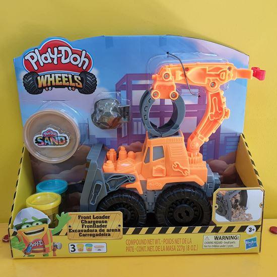 Immagine di Play-Doh Wheels - Escavatore