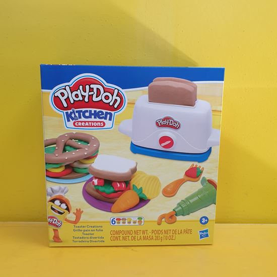 Immagine di Play Doh - Set Tostapane