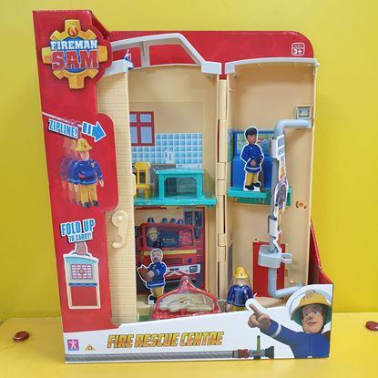 Immagine di Giochi Bimbo - Fireman Sam - Caserma dei Pompieri