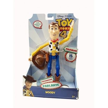 Immagine di Toy Story 4 - Woody Parlante Articolato da 18 cm