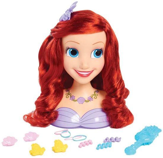 Immagine di Disney Princess - Ariel Styling Head