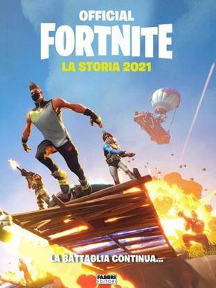 Immagine di Official Fortnite. La storia 2021 - di Fabbri