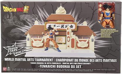 Immagine di DRAGON BALL - Set da Torneo - Goku incluso - #36830