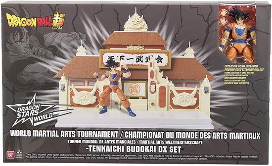 Immagine di DRAGON BALL - Set da Torneo - Goku incluso - #36830
